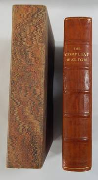 The Compleat Angler; The Lives of Donne; Wooton Hooker Herbert & Sanderson..