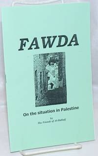 Fawda: on the situation in Palestine
