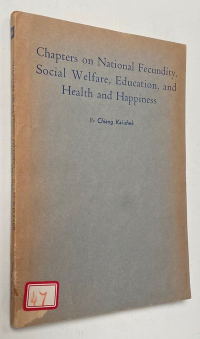 Taibei: China Cultural Service, . 107p., paperback, ex-library. A reading copy of this collection by...