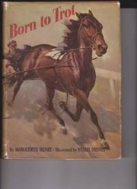 image of Born to Trot by Henry, Marguerite