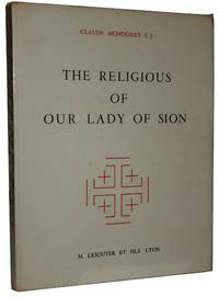 The Religious Of Our Lady Of Sion
