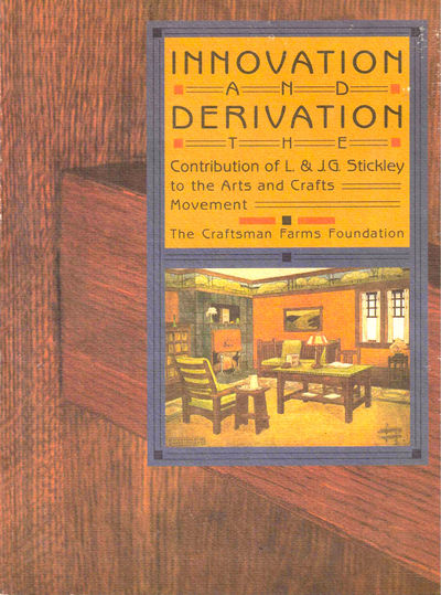Morris Plains: Craftsman Farms Foundation, 1995. Paperback. Very good. 127pp. Very good in publisher...
