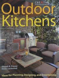 Outdoor Kitchens: Ideas for Planning, Designing, and Entertaining (Home Improvement) (English and...