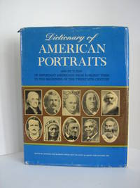 Dictionary of American Portraits