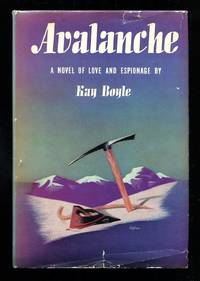 Avalanche: a Novel of Love and Espionage