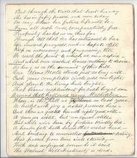 image of Abolition Document- Pre- Civil War- October 18th, 1858- Mathetican Anniversary