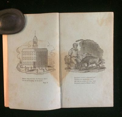 Providence: Printed for the author, 1833. 1st Edition. Hardcover. Very Good+. First editon, plain co...
