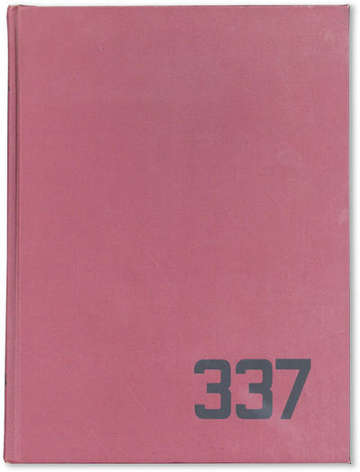 Cambridge: Harvard Yearbook Publications, Inc, 1973. First Edition. First printing. Quarto (31cm.); ...