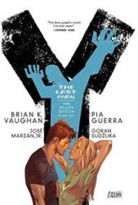 image of Y: The Last Man, Book 5, Deluxe Edition