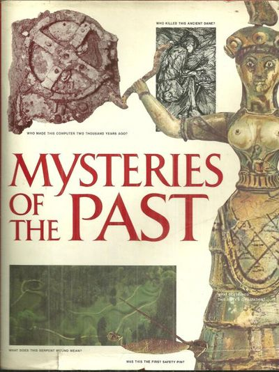MYSTERIES OF THE PAST, Casson, Lionel