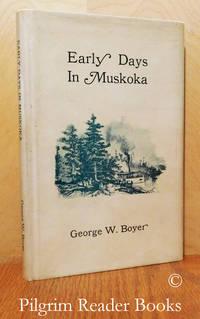 image of Early Days in Muskoka.