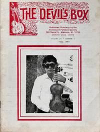image of The Devil's Box (Volume 22, No 3, Spring 1988)