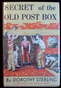 image of Secret of the Old Post Box