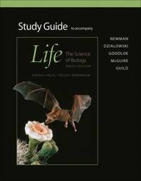 Student Study Guide for Life : The Science of Biology