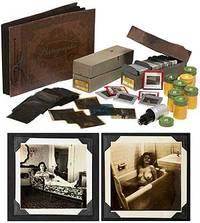 [Photographs]: 1940s Amateur Nudes from Philadelphia: Photo Album, Slides, Negatives (processed film)