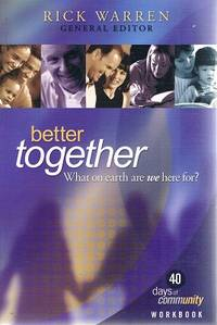 image of Better Together: What On Earth Are We Here For