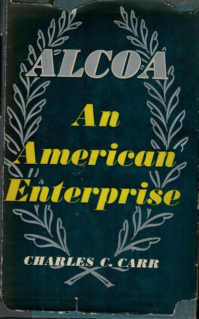 New York: Rinehart, 1952. First edition. Hardcover. Orig. two-toned cloth.Very good in ragged dust w...