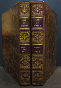 The Life of Samuel Johnson L.L.D. Comprehending an Account of His Studies and Numerous Works in Chronological Order; A Series of His Epistolary Correspondence and Conversations ...; and Various Original Pieces of His Composition ... [2 Vols.]