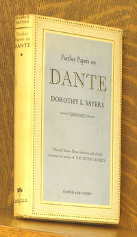 FURTHER PAPERS ON DANTE
