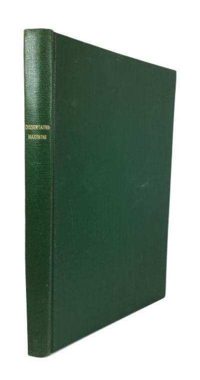 Strassburg: K. J. Trubner, 1899. Hardcover. Near Fine. facsimiles, lxv, 135p. Rebound in modern gree...