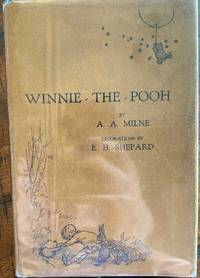 Winnie the Pooh by A. A. Milne - First Edition - 1926 - from AZ Rare Books (SKU: 77)