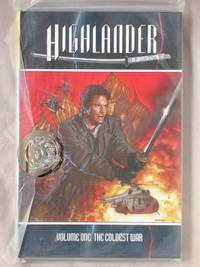 Highlander, Volume 1: The Coldest War (Conner Macleod cover) by  Michael Avon  Brandon & Oeming - Signed First Edition - 2008 - from Mind Electric Books and Biblio.com