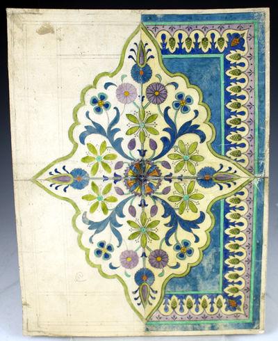 (Bookbinding). Six original designs...