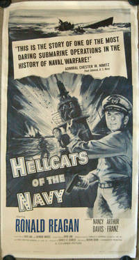 Hellcats of the Navy. Starring Ronald Reagan