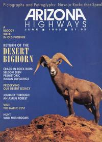 ARIZONA HIGHWAYS : June 1992, Volume 68, No 6