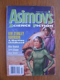 Asimov's Science Fiction February 1994 by  Michael H. Payne  Allen Steele - Paperback - First Appearance - 1994 - from Scene of the Crime Books, IOBA (SKU: biblio16711)