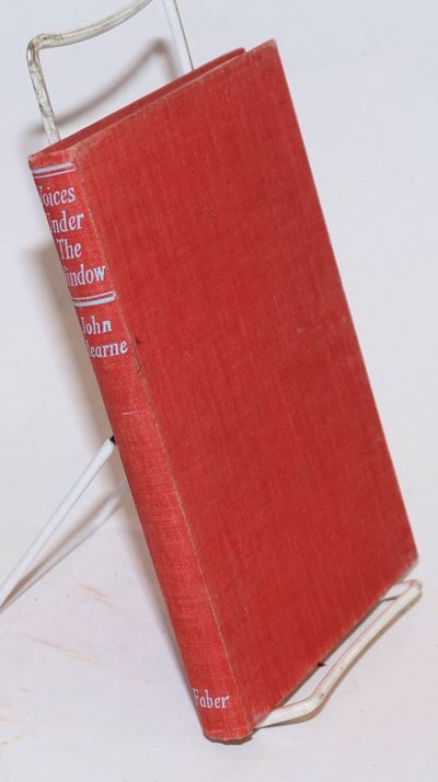 London: Faber and Faber, 1955. Hardcover. 163p., very good first UK edition openweave red cloth boar...