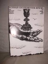 Magyar Egyhazi Gyujtemenyek Kincsei, October 1979-January 1980 (Treasures of the Ecclesiastical...