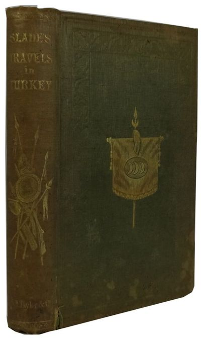 New York: Taylor, 1854. Hardcover. Good. illustrations, 336p. Original green cloth. 19cm. Backstrip ...