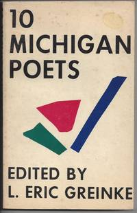 10 Michigan Poets - Signed