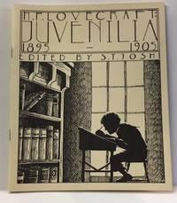 H.P. LOVECRAFT JUVENILIA 1895-1905