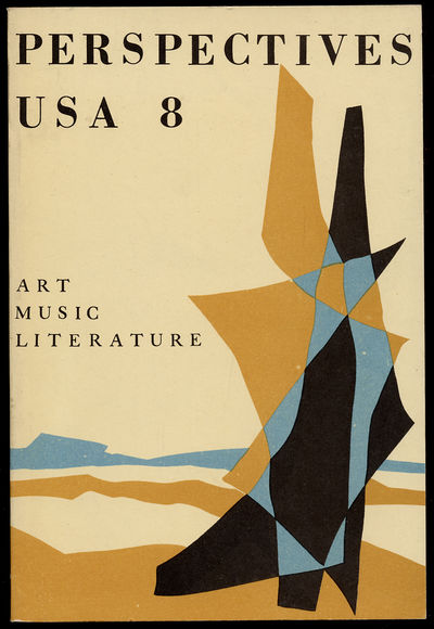 New York: Intercultural Publishing, 1954. Softcover. Fine. First edition. No. 8. Fine in wrappers.