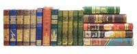 Collection of 18 works of Juvenile Literature given to Junius Spencer Morgan, nephew of financier J.P. Morgan