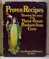 Corn Products Recipes Endorsed by Oscar of the Waldorf-Astoria
