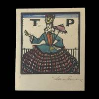 image of Bookplate for 'TP' (Thea Proctor)