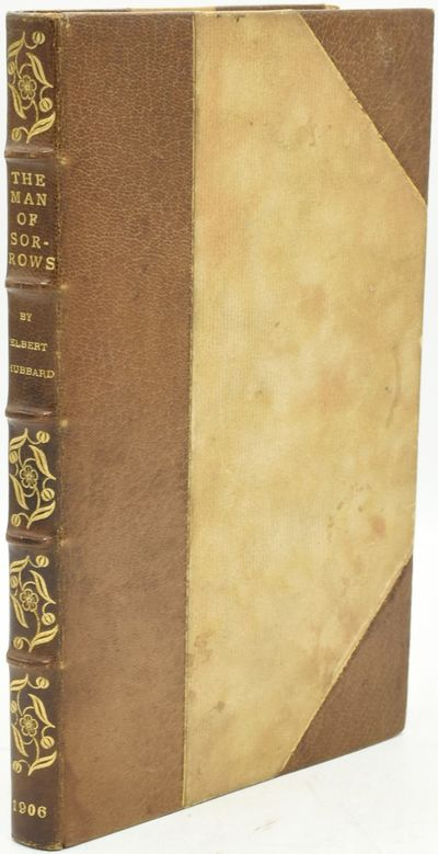 East Aurora: The Roycrofters, 1906. Three Quarters Leather. Near Fine binding. A handsomely bound Ro...