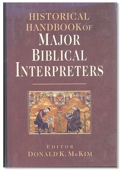 Downers Grove: InterVarsity Press, 1998. First Edition. First printing. Octavo. Cloth boards; dustja...