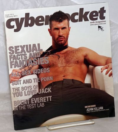 Los Angeles: Cybersocket LLC, 2011. Magazine. 36p., 8.25x9 inches, ads, events, internet guides and ...
