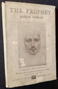 The Prophet (1933 Printing, in Its Original Dustjacket)