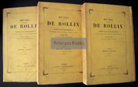 Oeuvres complètes / Histoire ancienne (3 Tomes)