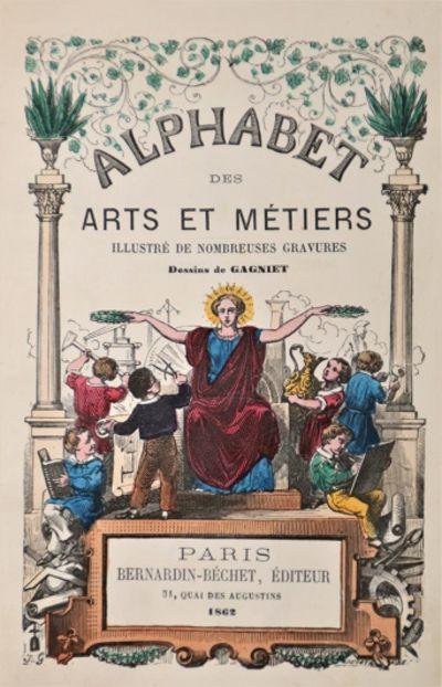 Alphabet des Arts et Métiers...