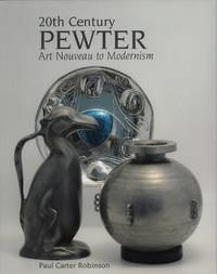 image of 20th century pewter. Art Nouveau to modernism.