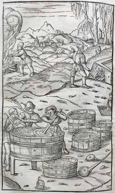 De re metallica libri XII. Quibus...