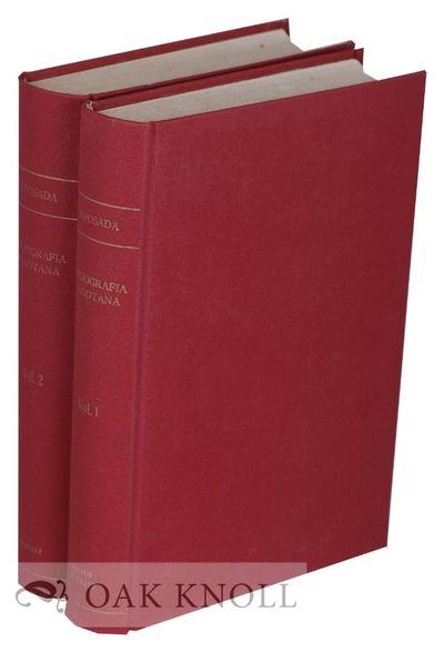 Nendeln, Liechtenstein: Kraus Reprint, 1976. cloth. 8vo. cloth. xxii, 501, (5); xii, 591, (3) pages....