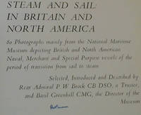 Steam and Sail in Britain and North America