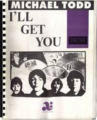 I'LL GET YOU: THE BEATLE MUSIC INDEX, 1958-1970
